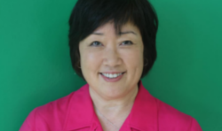 HRC Director, Kathryn K. Yamamoto