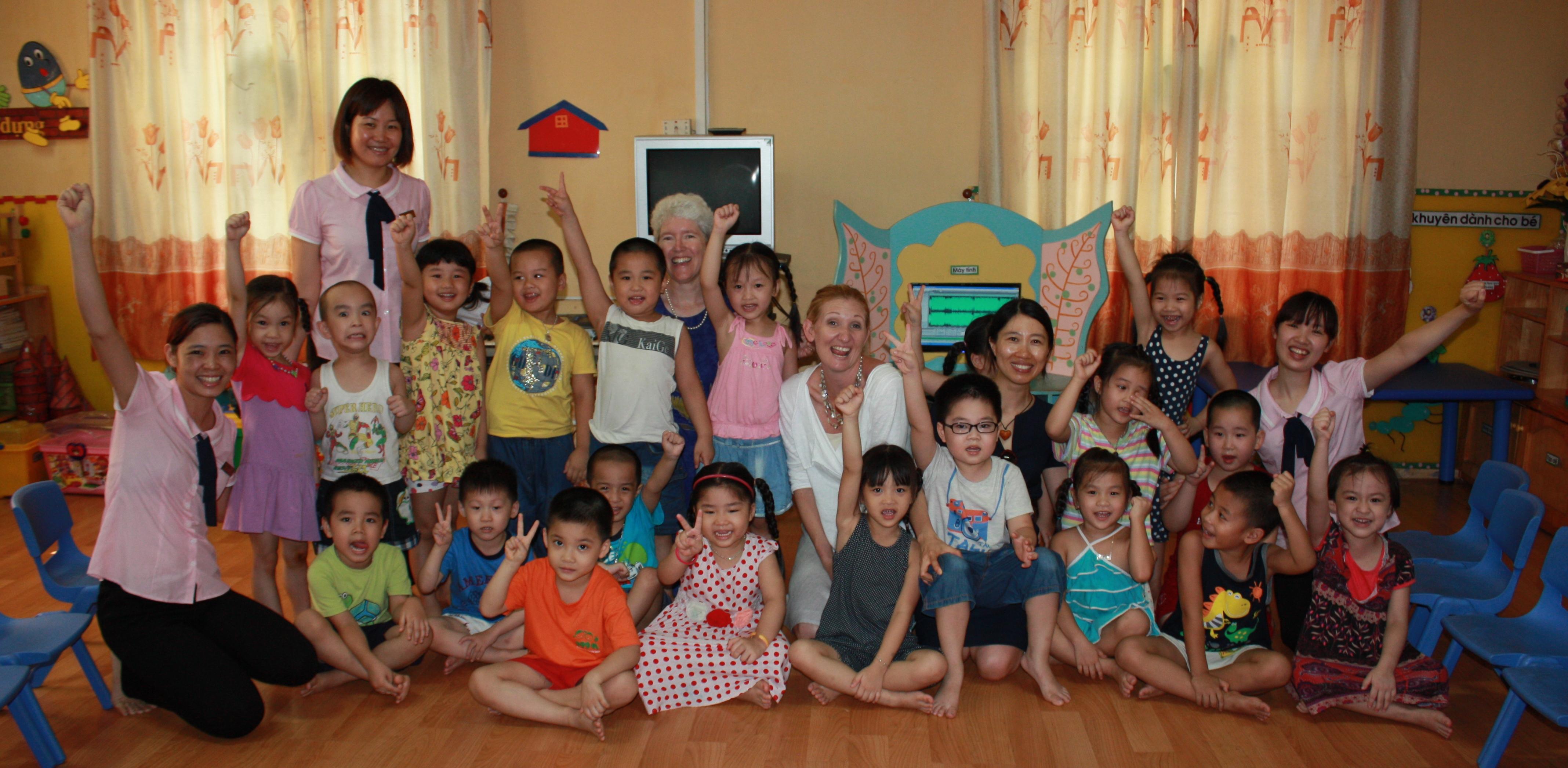 HANOI_-_Nursery_School